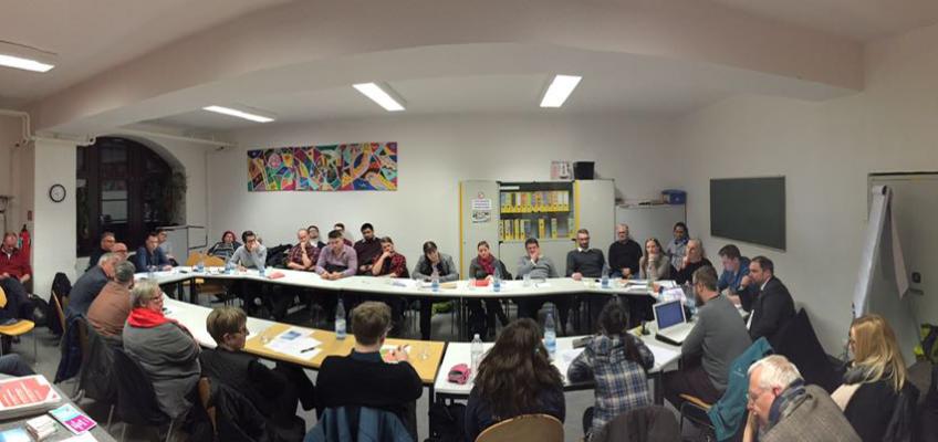 Generalversammlung der Neustadt-SPD am 22. Februar 2018