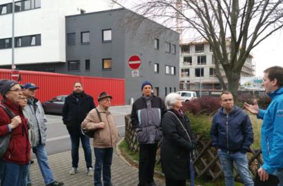 Rundgang durch die nördliche Neustadt