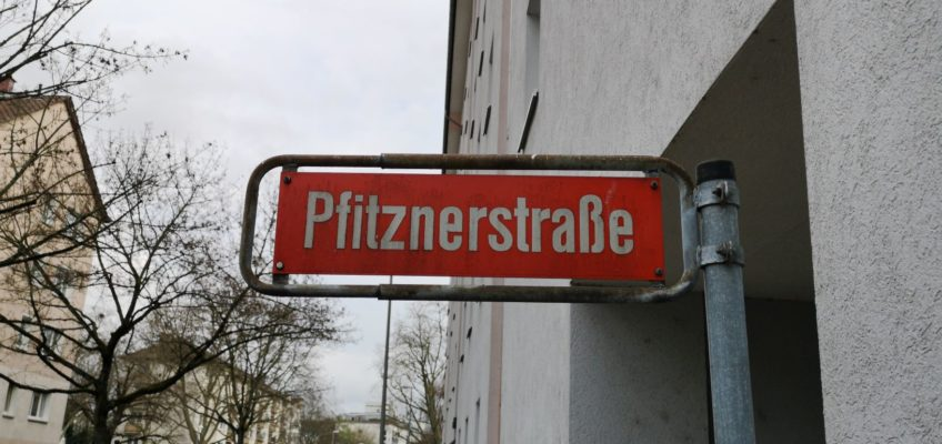 Pfitznerstraße