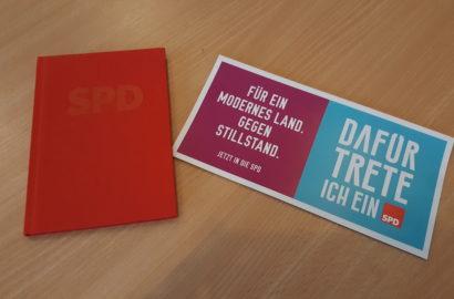 Mitgliederhöchststand bei der Neustadt-SPD